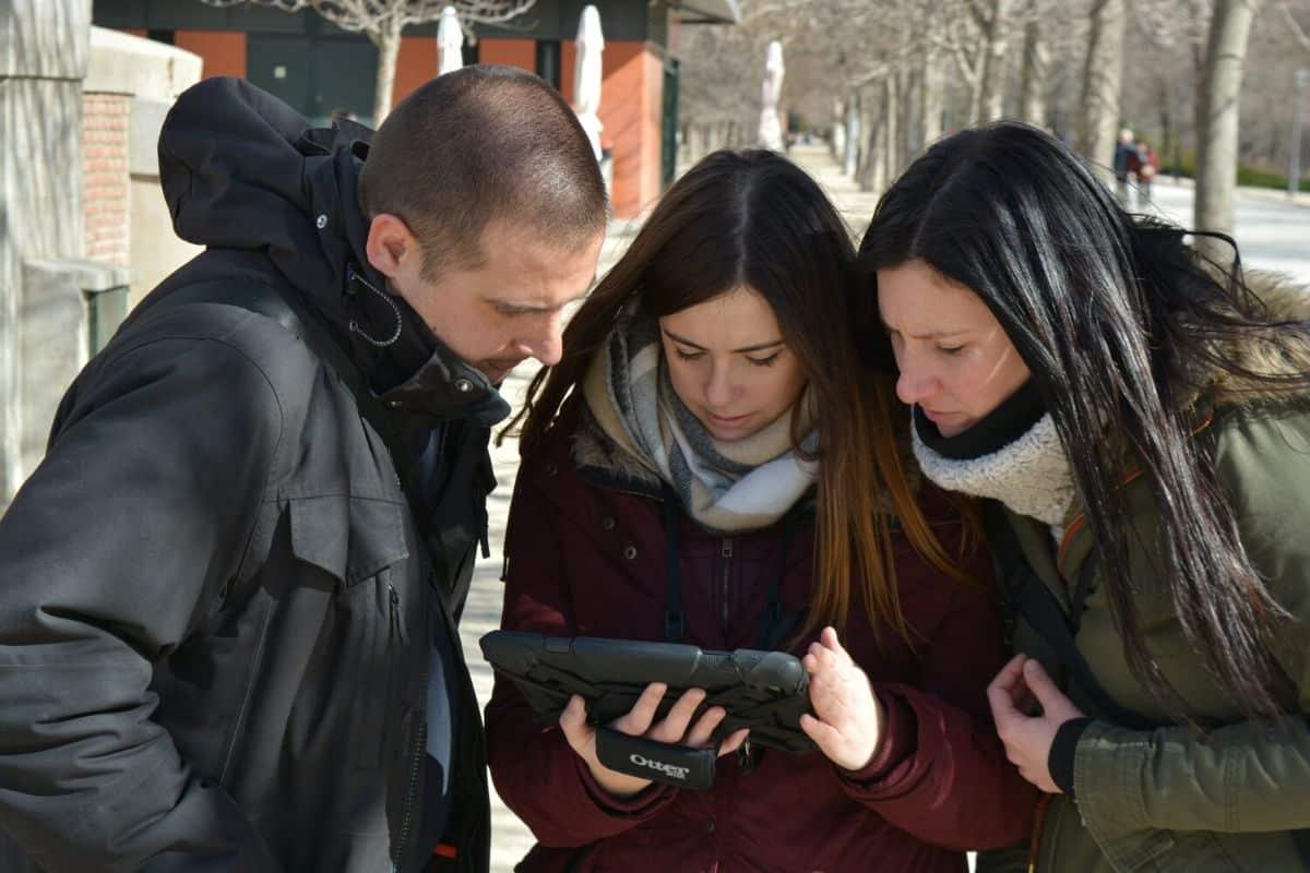 Cluetivity Actividad Team Building